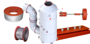 Design support and Products for SCR/Scrubber